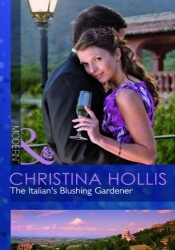Front cover image of The Italian's Blushing Gardener / Master of Bella Terra