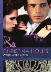 Front cover image of Weight of the Crown
